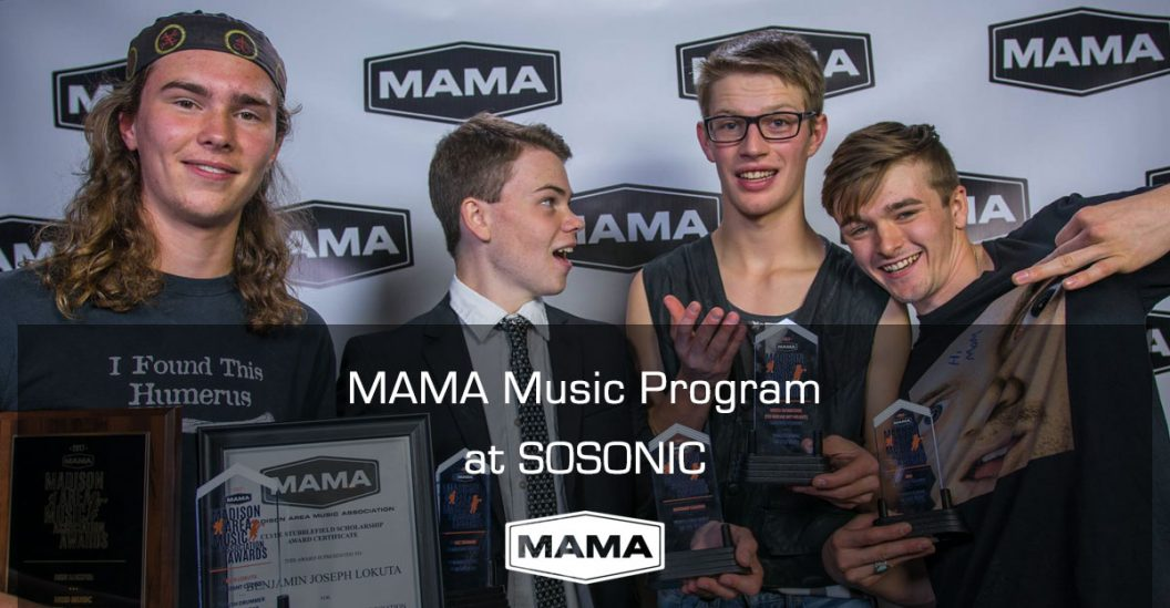 MAMA Music Program at SOSONIC